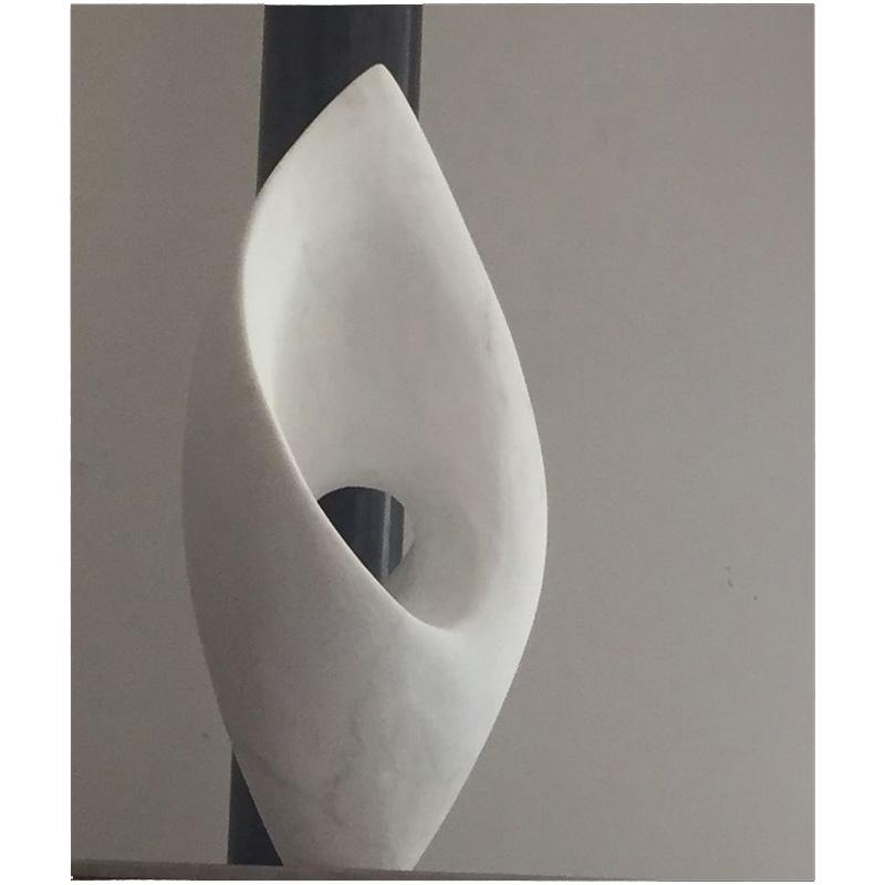 """Spirale"" Carrara-Marmor 2018 - CHF 1500.00"
